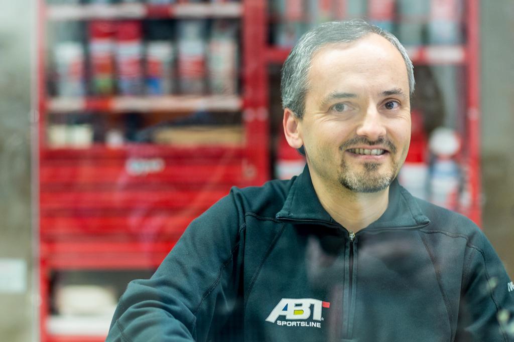 Industrie-Fotografie Mitarbeiter-Portrait