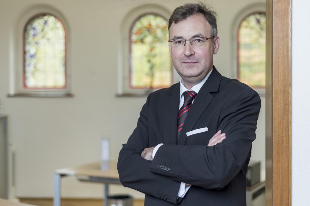 Fotografie Portrait Rechtsanwalt
