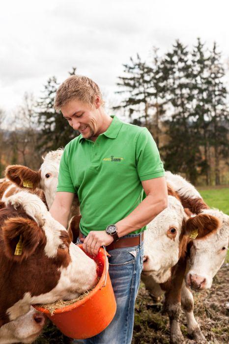 Unternehmensfotografie Landwirtschaft