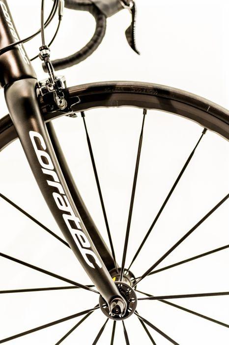 Detailfotografie Fahrrad