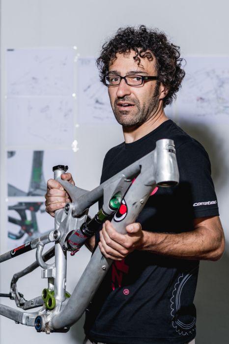 Mitarbeiterportrait Entwicklung Fahrrad
