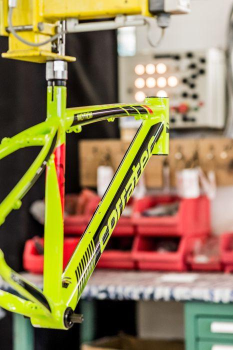 Industriefotografie Fahrradhersteller