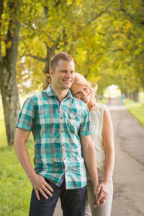 Engagement-Fotografie/Portrait-Paar
