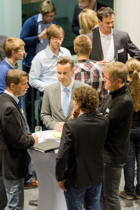 Eventfotografie Stuttgart Diskussion