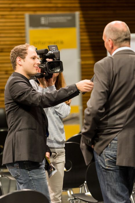 Eventfotografie Stuttgart Interview