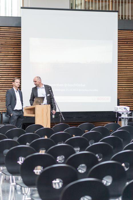 Eventfotografie Stuttgart Saal