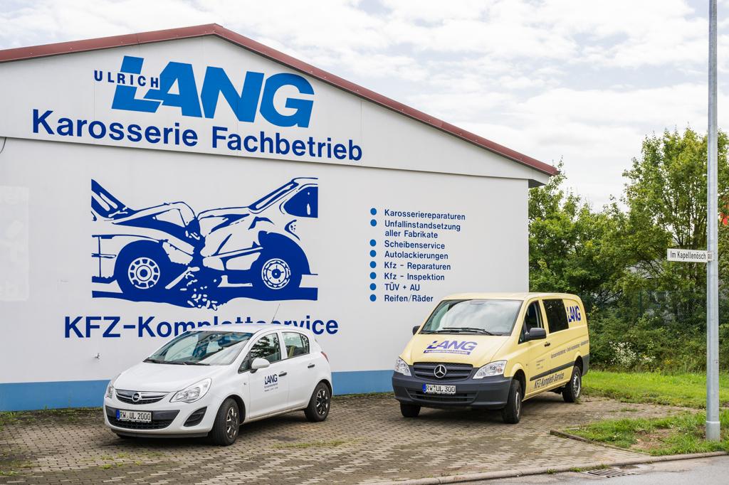 Unternehmens-Fotografie/Industrie-Portrait Aussen