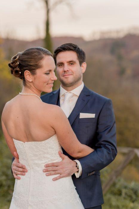 Brautpaar an der Maisenburg