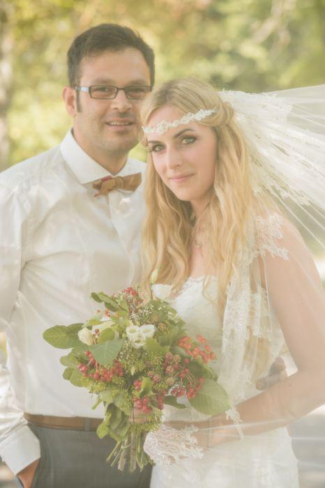 Brautpaar Portrait-Fotografie