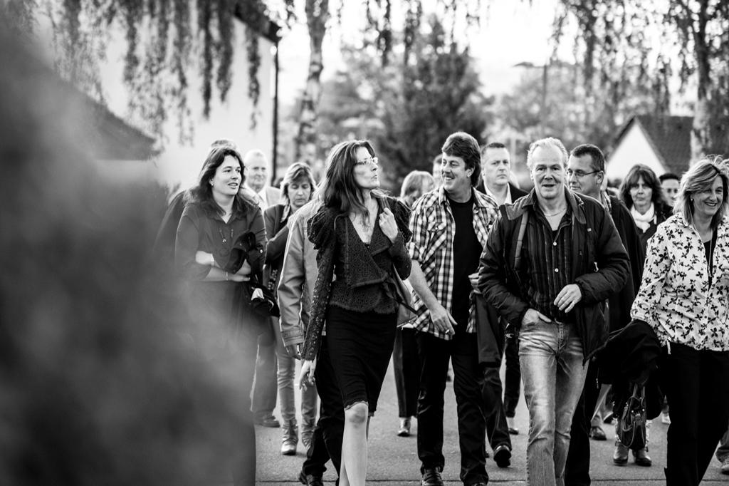 Eventfotografie Gruppe Firmenjubiläum