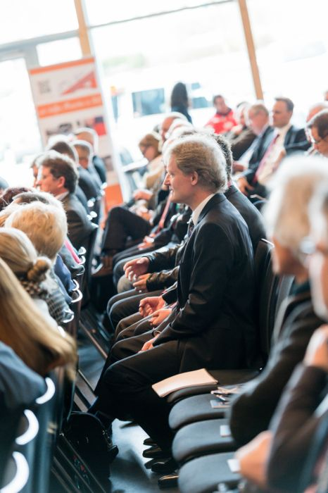 Eventfotografie Messe Plenum