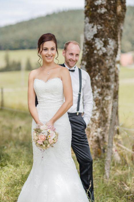 Brautpaar-Fotografie