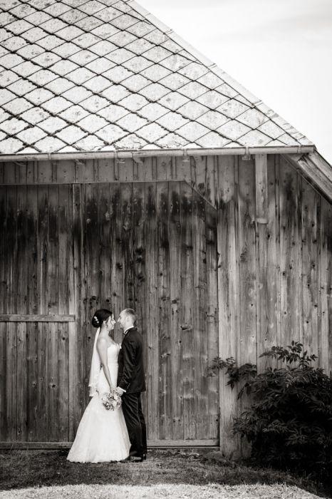 Hochzeitsfotografie Brautpaar alleine
