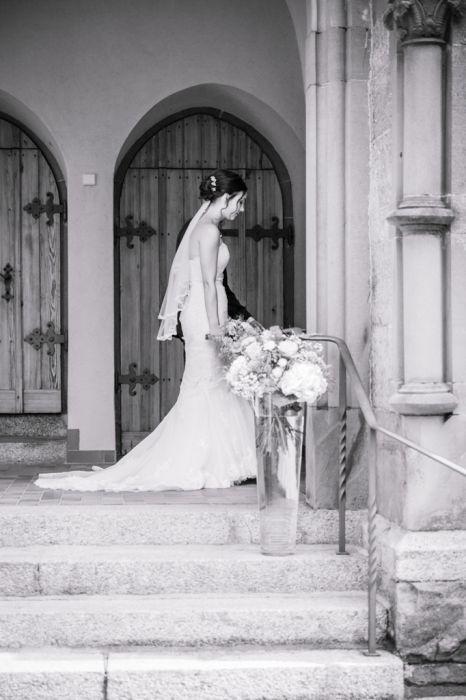 Fotografie Einzug der Braut