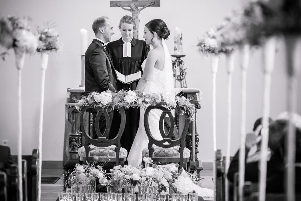 Hochzeitsfotografie Kirchliche Trauung