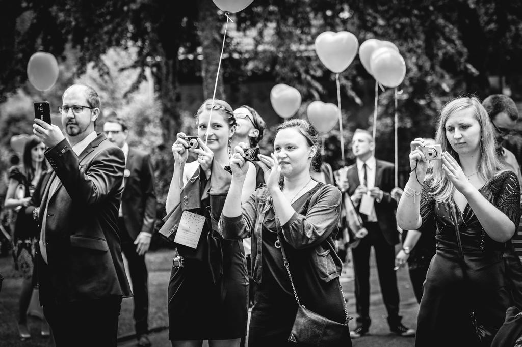 Reportage Hochzeitsfeier