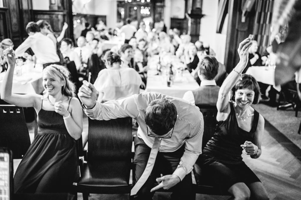 Reportage Fotografie Hochzeitsfeier