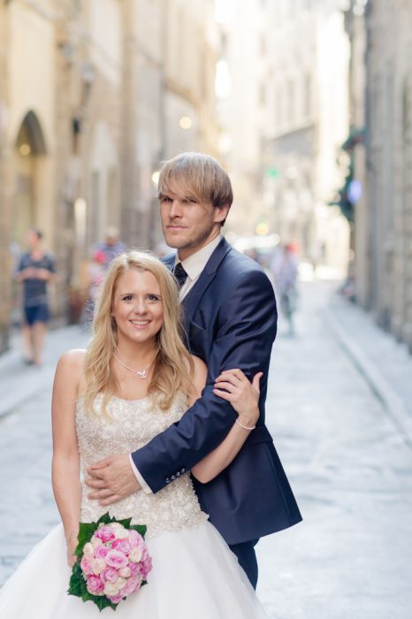 Italien, Florenz, Hochzeitsfotografie, After Wedding Shooting