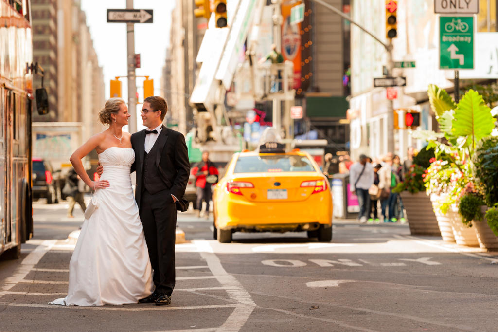 After Wedding New York, Hochzeitsfotografie New York