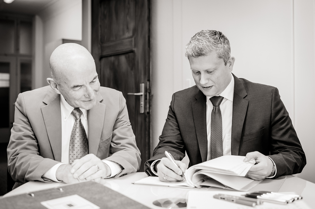 Image-Fotografie, Business-Portrait Rechtsanwalt