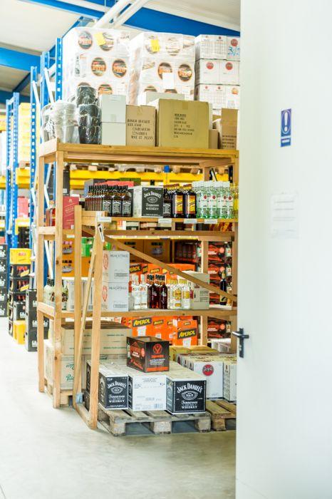 Werbefotografie Getränkehandel