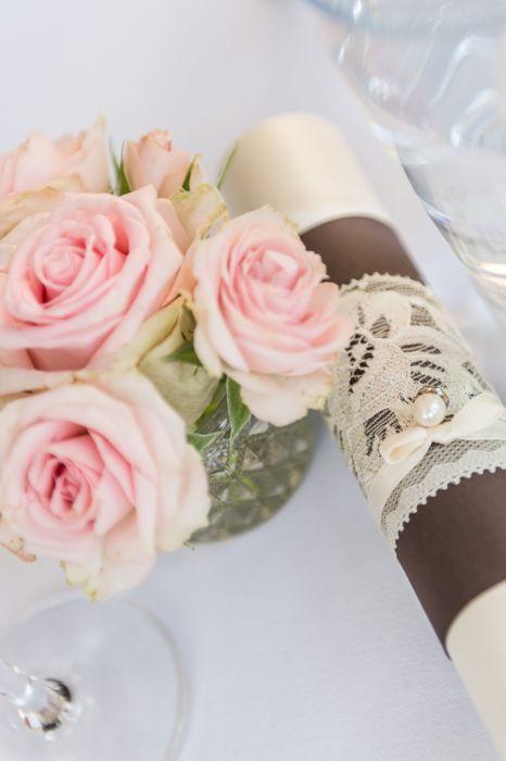 Tischdeko Hochzeitsfotografie