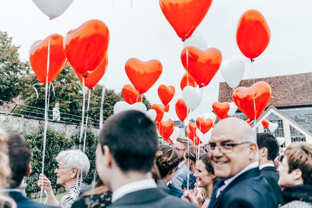 Hochzeitsfotografie Schloss Langenburg