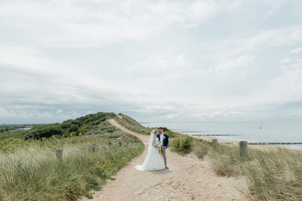 Hochzeitsfotografie Strandhochzeit